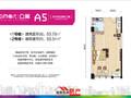 泰丰国贸中心户型图