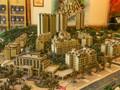 中港•燊海森林沙盘图