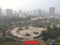 出售金域华府88平米小3房可看汇东公园全貌
