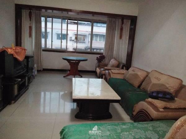 出租明珠小区3室2厅2卫117平米1600元/月住宅