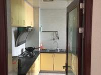 出租水岸豪庭1室2厅1卫56平米1500元/月住宅
