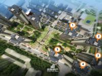 东部新城 电梯房带花园南北通透 交通便捷生活便利 公园房