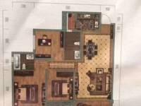 富顺远达盛景小区3室2厅2卫85平米54万住宅