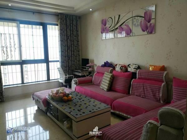 出售创兴 西城尚峰带车位 2室2厅1卫74平米54万住宅带车位