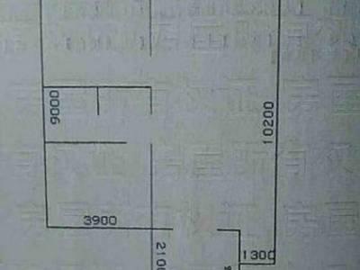 可改三室出售绿洲花园2室2厅1卫95.8平米40万住宅