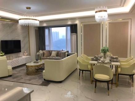 出售泰丰国际城3室2厅2卫112.76平米88.6万住宅