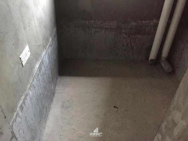 南湖 汇东实验学校对面 泰丰国际城 清水大两室 可改三室 户型方正