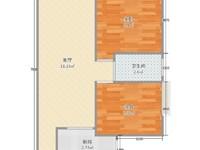 泰丰国际城两室清水房东缺钱急售,6800左右