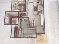 出售燊海森林四期 雍雅居3室2厅1卫89平米55万住宅