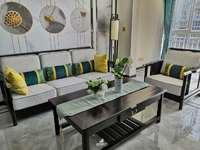 水岸豪庭,三室两厅双卫轻奢新中式装修,价格美丽,欢迎品鉴!