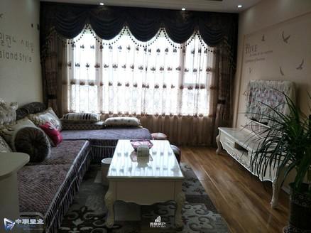 龙湖雅居 标准两居室 南北通透 不临街 业主诚
