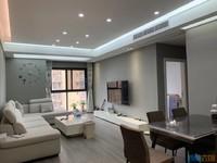 南湖国际社区 19楼3室2厅2卫105平米带家具家电拎包入住