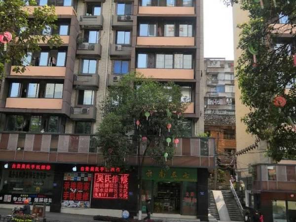 出租 檀香蓝天2室2厅1卫80平米700元/月住宅