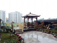 100平大花园 多层带电梯 豪装婚房套4 户型方正 现代风