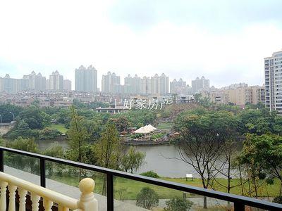 正看龙湖公园带150平花园 龙湖尚城龙湖领域 恒大绿洲贡爵府景峰观澜旁