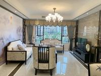 全新中式豪装4室 南湖公园泰丰国贸华商国际城旁南湖领域