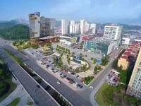 自贡地标华商国际商业街蓝岸天街每一个都是好铺