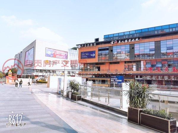 华商国际城街景