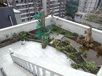 电梯顶越3层送160平花园 华商国际城金域国际 南湖公园瑞和盛景旁