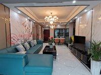 晶泽华府豪华装修,拎包入住,标准大三室,看房方便,房东急售