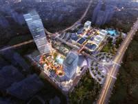 出售绿地 新里城3室2厅2卫107平米67万住宅