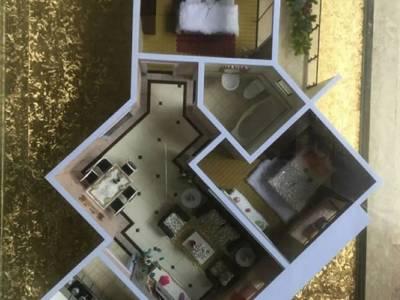 出售尚东时代2室1厅1卫85.5平米48万住宅