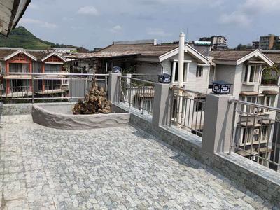 贡井旭水河畔旁——难得的顶跃带大花园全新装修,真实图片