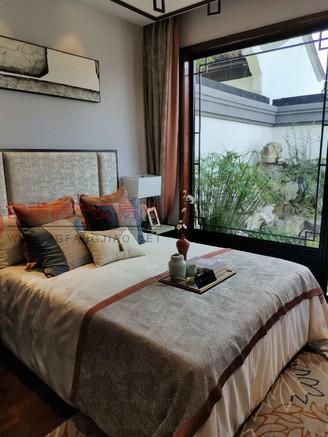 苏州园林风格,全屋豪华精装,带地暖,支持农田认养