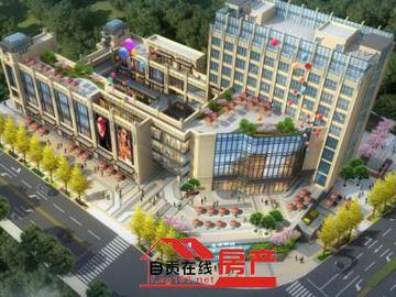 龙湖锦城效果图