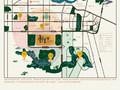 绿地·新里城区位图