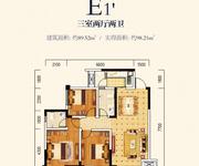 四期E1` 三室两厅两卫