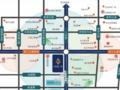 釜江·财富广场区位图