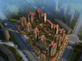 天宇·欧景城项目现场