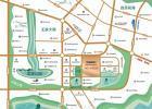 玖州大园-87平,户型通透,采光好,三公园,体育场,学区房,未来沿滩新城城中心