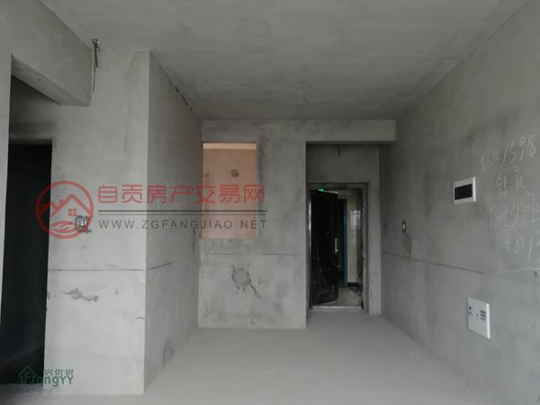 出售瑞和 盛景3室2厅2卫78平米清水住宅,赠送面积大