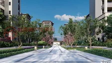 绿化覆盖率高,干净整洁,内有健身器材和娱乐广场,物业服务态度好