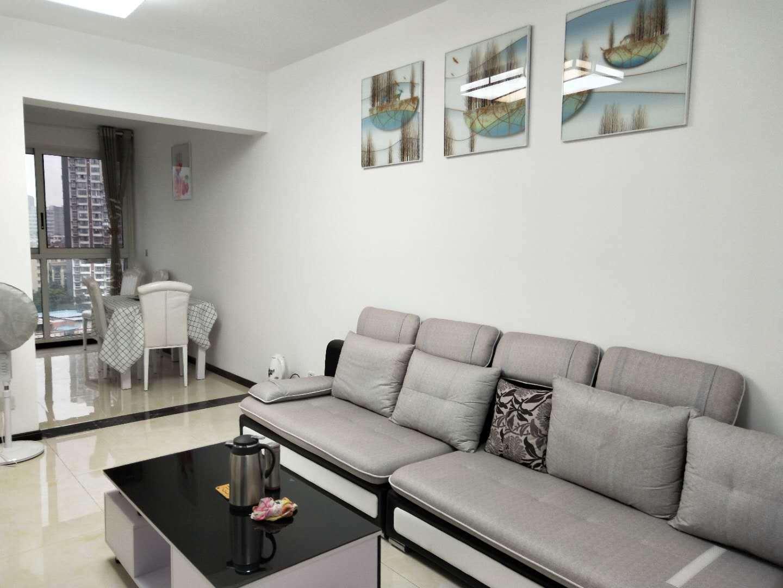 出租凤凰明珠新房2室2厅1卫75平米1200元/月住宅
