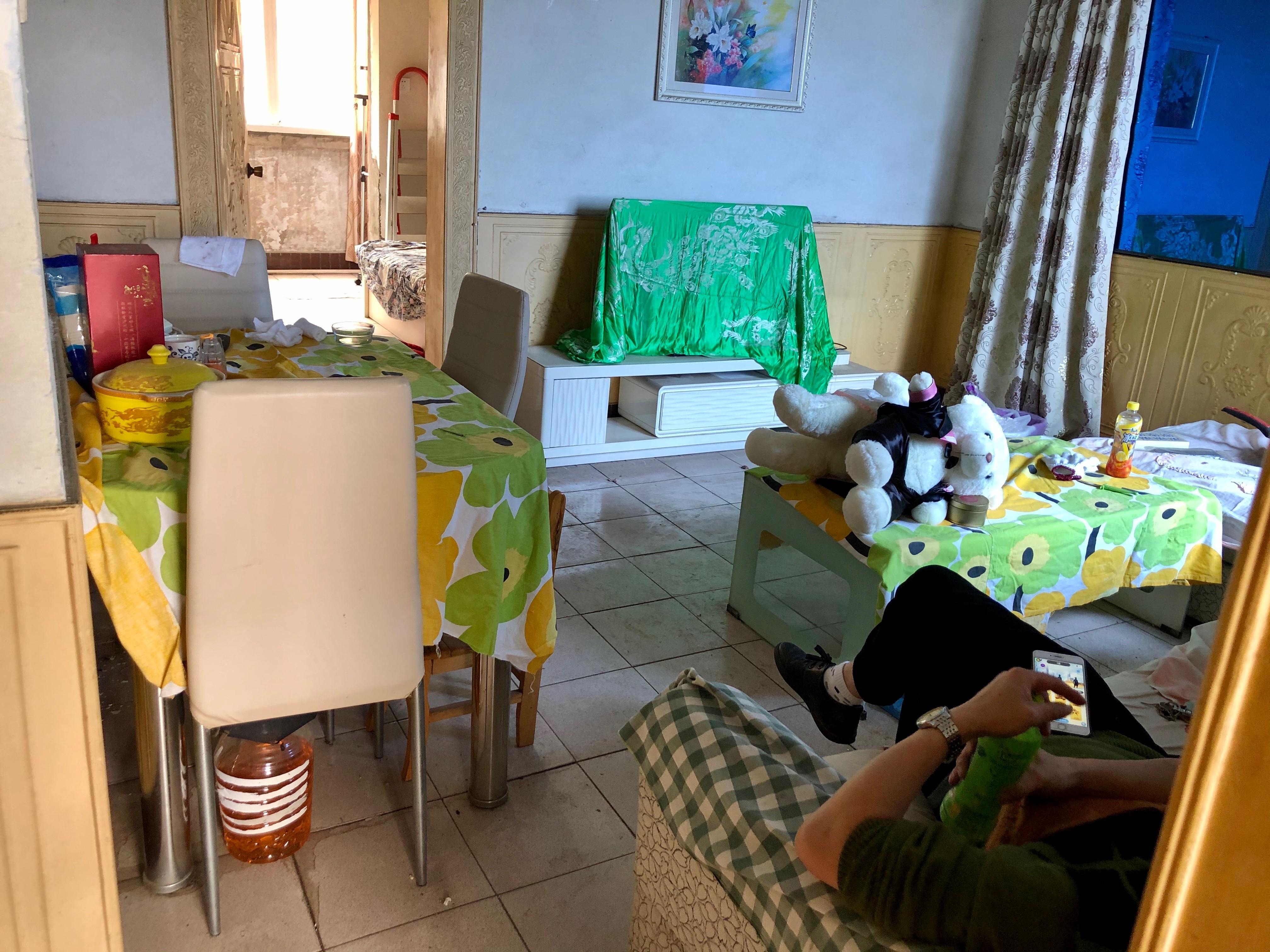 出租两口塘2室1厅1卫70平米300元/月住宅