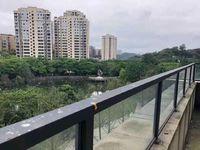 带大平台花园金域龙湖4室2厅2卫123平米85万住宅