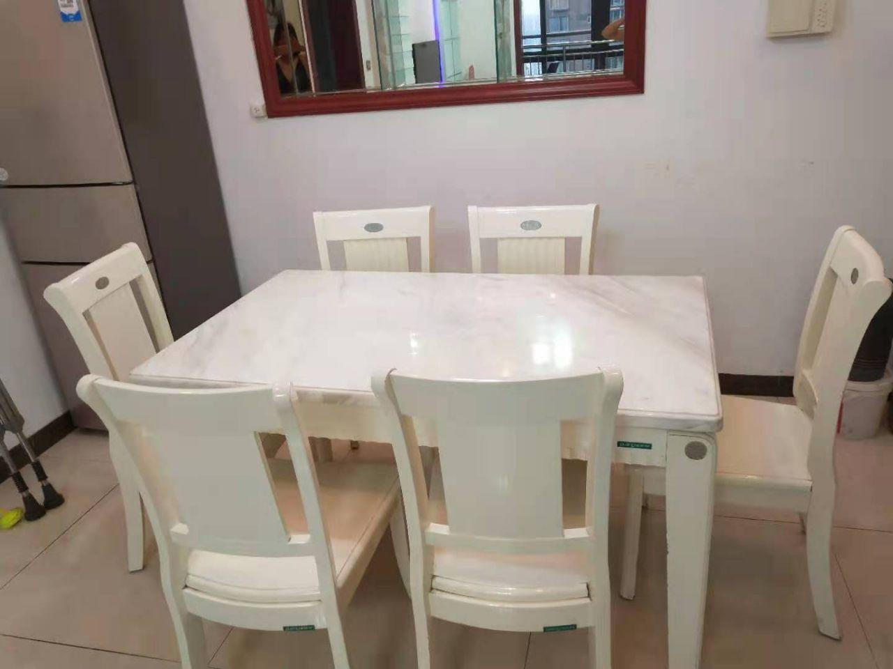 泰丰 新加坡花园2室2厅,1600元/月包物业费