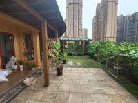 出售竹韵家园平台带300平花园172平米房东底价急售