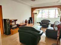 出售方冲小区带花园3室2厅1卫115平米48万住宅
