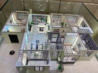 出售蓝光贡山壹号 公园里4室2厅2卫129平米78万住宅