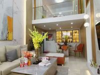 汇西广场独栋别墅,家具家电齐全,全新装修带花园,亏本急售