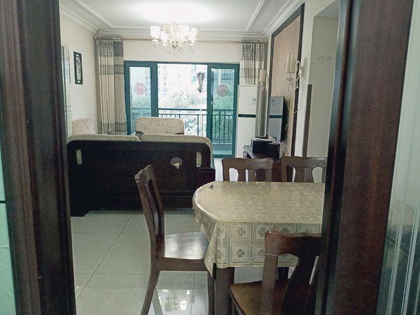 出租恒大绿洲3室2厅2卫111.47平米2100元/月住宅