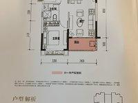 出售恒大未来城2室2厅1卫78平米37万住宅