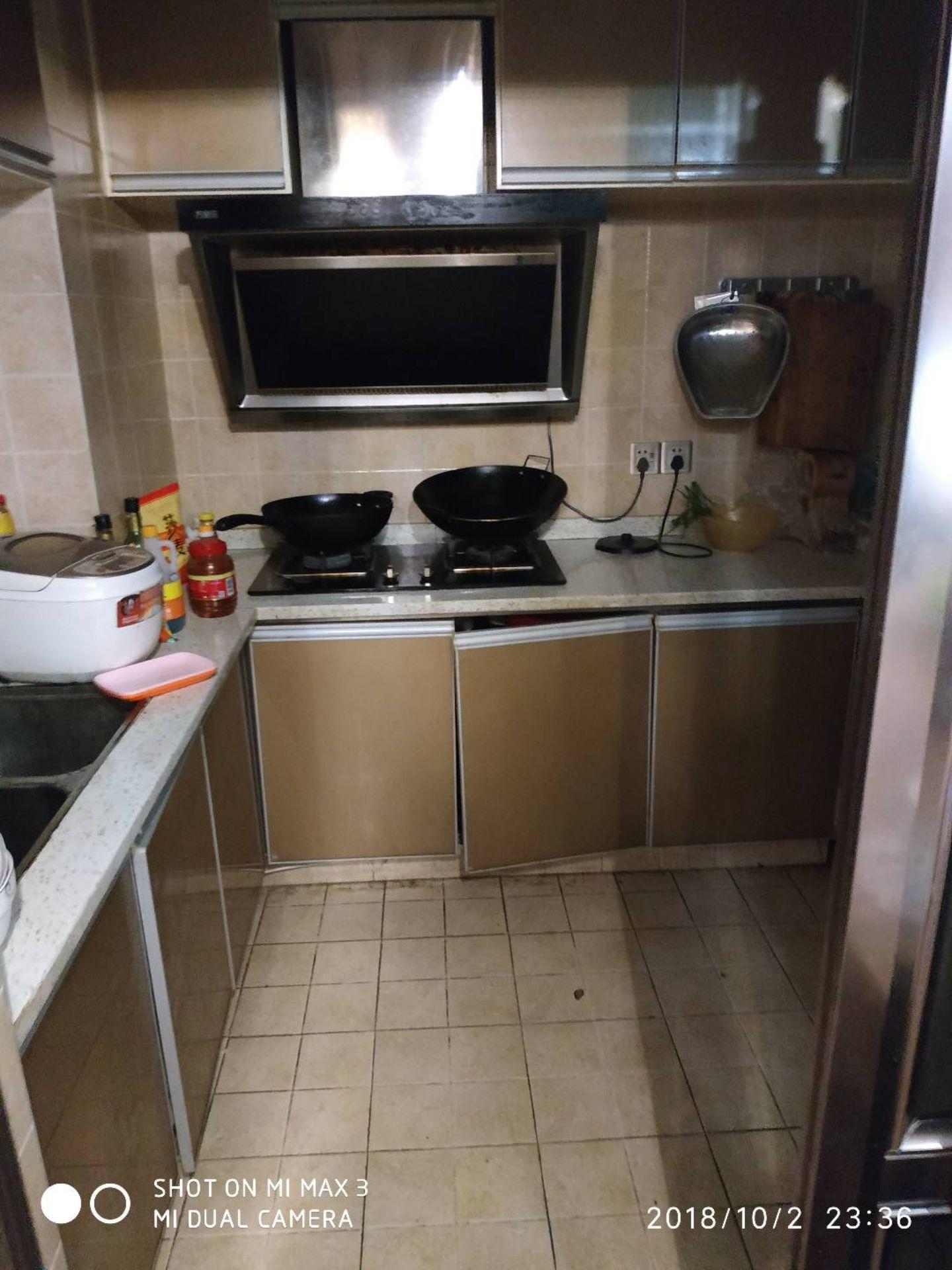 出租翰林尚舒房2室1厅1卫79.9平米1550元/月住宅
