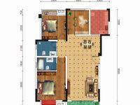 出售南湖 学府海棠3室2厅2卫106平米74.2万住宅