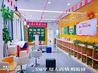 出租龙湖 金帝广场323平米33元/月商铺